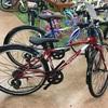 旧モデル特価ジュニアスポーツバイク!