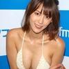 奈月セナ【B88 Gカップ 2016ミス・インターナショナル日本代表ファイナリストの水着画像】(7)