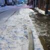 ほぼ初雪が大雪