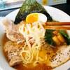 らーめんやまふじ スープ工房東三国店であっさり美味しいラーメンを食す!