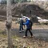 焼山(山スキー)