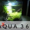 【GEX AQUA 360R】円筒型水槽を使ってみてのオススメ度は・・・という感想レビューです。