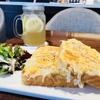 食パンの人気アレンジ!絶品オニオンチーズトーストのレシピを紹介!
