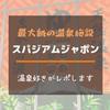 日本最大のスーパー銭湯「スパジアムジャポン」は思わず長居してしまうテーマパーク温泉