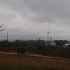 館山は雨です。
