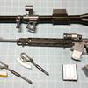 HG 1/144 MS-06S シャア専用ザクII THE ORIGIN版(4)〜武器製作〜