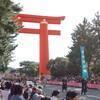 時代祭 at 神宮道