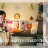 VLOG-003 : Amazing Channeling Message from Ascended Master Merlin