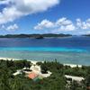これがケラマブルーだ!沖縄県慶良間諸島の阿嘉島に行ったよ。