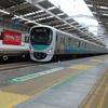 【鉄道ニュース】西武鉄道30000系38101編成が「DORAEMON-GO!」のラッピング電車になって営業運転を開始