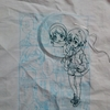 【黒糸で漫画刺繍】ラブライブ!school idol diaryを刺してみたよ【1】
