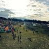 Camp in 朝霧JAM 2017 @ 静岡県朝霧アリーナ