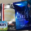 井村屋×kiri®クリームチーズコラボ 井村屋 クリームチーズ大福 食べてみました