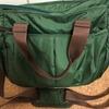 【ファザーズバッグ】ファザーズバッグとして使用しているバッグのレビューです。使いやすくておすすめです。(マルシェかぶり)