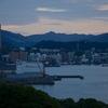 久しぶりに彦島から関門海峡を...