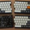 左右分離型キーボードMistel Barocco MD650L 分解と修理(1)