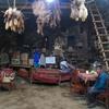 インカ時代の様式を残す村、オリャンタイタンボ。