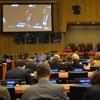 核兵器禁止条約制定交渉―共産党 志位委員長がスピーチ