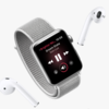 Apple Watchで音楽が聴けない時の対処法