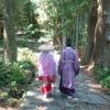 熊野古道を平安装束でお散歩したよ(その他いろいろレポ)