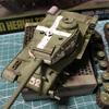 TAMIYA 1/48 ソビエト陸軍 重戦車 JS-2 1944年型 ChKZ 製作記 PART6