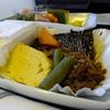 ビジネスクラスで行く家族3人特典航空券の旅③機内食編