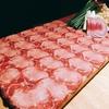 【水炊き吟醸もつ鍋 由乃】名古屋で1番美しいタンしゃぶが食べられるお店