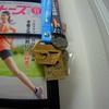 フルマラソン完走メダルを部屋に飾ってみました‼️