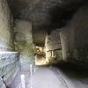 「伊豆石」の産地、室岩洞
