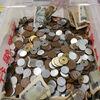 貯金箱がいっぱいになったから銀行に入金してきたよ!