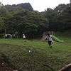 熱海旅行② 姫の沢公園アスレチックと熱海会場花火大会