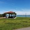 ピクニックできちゃう、糸満・南浜公園の潮崎ビーチに行ってきた。
