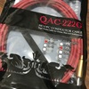 【機材】オヤイデ電気 QAC-222G レビュー
