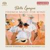 19世紀後半~20世紀初頭のフランスの管楽器作品集! 豪華ミュージシャンたちによるアンサンブルと、パヴェル・コレスニコフのピアノ伴奏で