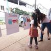 カンボジア初のフリーマーケットで環境教育ブースを出展!子供たちが楽しく学べる場をどうやって作る?