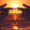 『太陽の振る舞い』からの抜粋、第3章:地磁気活動と生物学的影響 - 後編