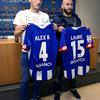 ラウレとアレックス・ベルガンティニョスが2018年まで契約更新!