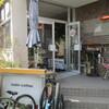 和歌山城の近くの自転車カフェ(バイクカフェ)、cafe & store main(メイン)