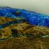 地球からの贈り物 鉱物 VOL.25 スカイブル- 「胆ばん」  空はなぜ青い?