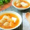 ピリ辛!キムチの肉団子スープのレシピ