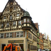 【ドイツ】おとぎの国のようなローテンブルク! 鉄看板とクリスマスビレッジ