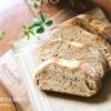 自家製レーズン酵母で大豆粉パン