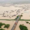 土木学会の調査では西日本豪雨で真備町の浸水は最大5.38mに!これはシャレにならない!!