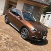 我が愛車:BMW X1 18d