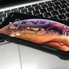 [ま]iPhone XS 用ケース「エレコム ZEROSHOCK 」が手頃な価格でいい感じなのでおすすめ @kun_maa