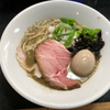 麺処 晴で濃厚そば(入谷)