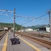 奈良子林道で大峠へ向かったのですが、、、