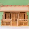 餅は餅屋 専門店のお宮 定番三社の鳳凰唐戸神殿