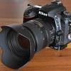 ついにそちら側の世界へ。Nikon D750