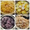 土鍋ご飯4点セット(すべて玄米)
